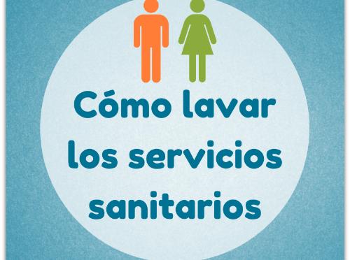 C mo limpiar los servicios sanitarios mi casa organizada - Como limpiar mi casa ...