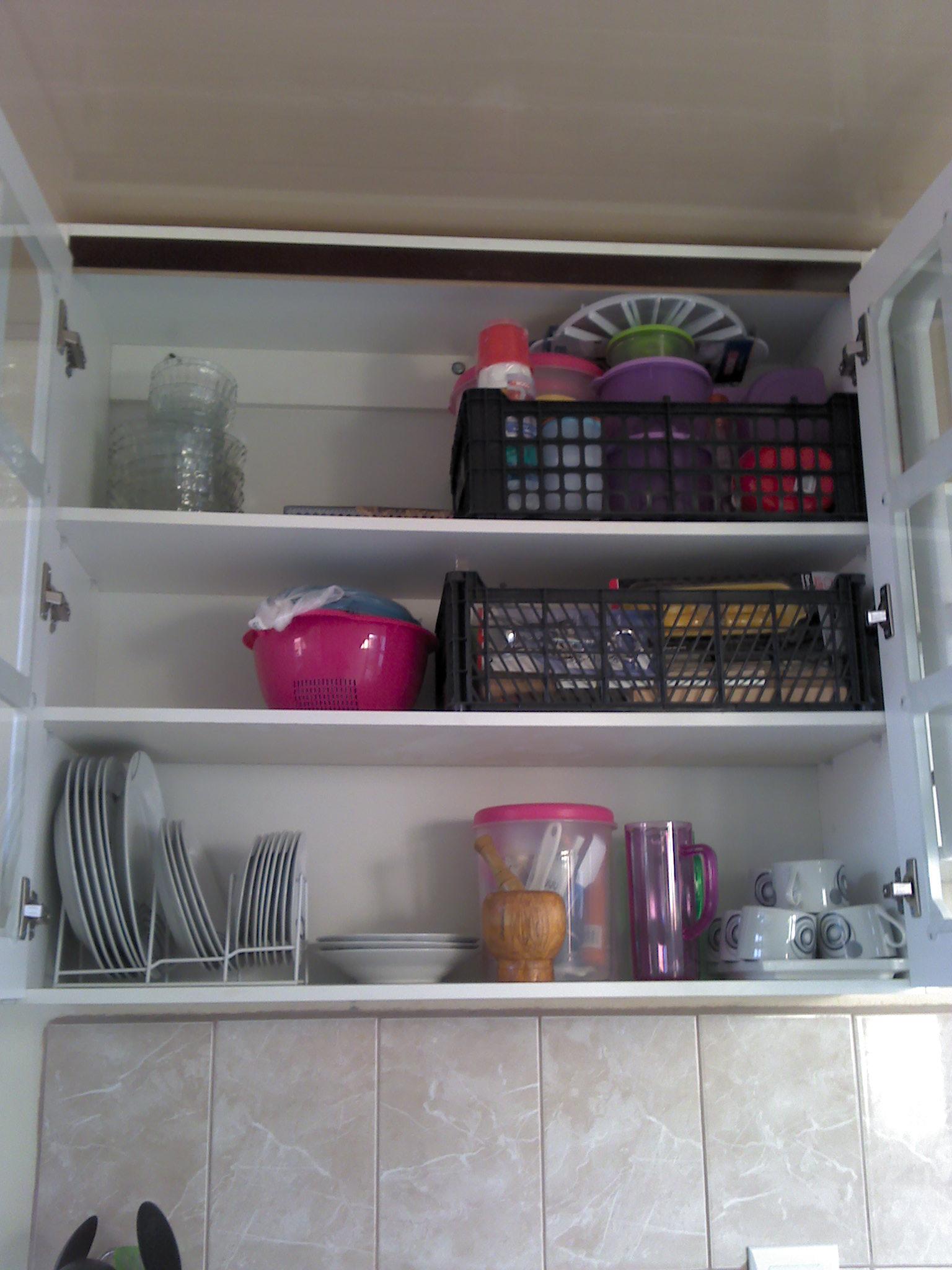 Organizaci n profesional mueble de cocina alacena mi for Cocina profesional