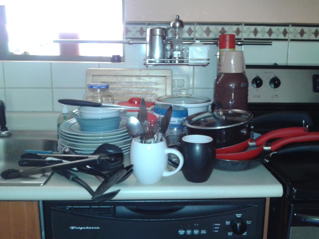 como ordenar cocina