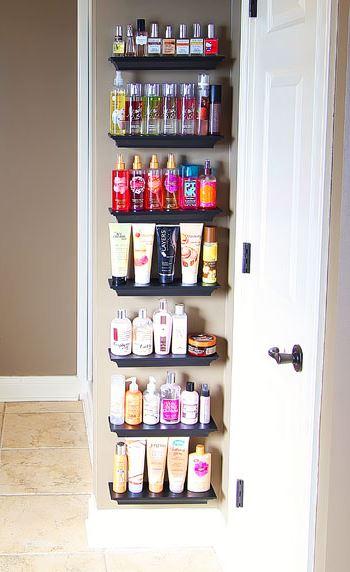 10 excelentes ideas para organizar el ba o mi casa organizada - Ideas para organizar tu casa ...