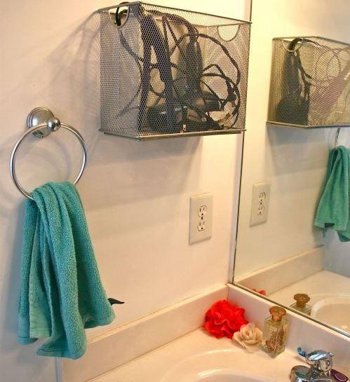 como organizar baño 8