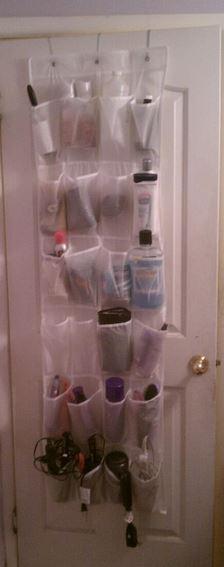 como organizar baño 9