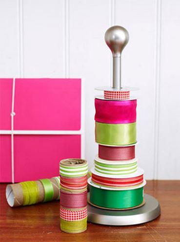 como organizar cintas