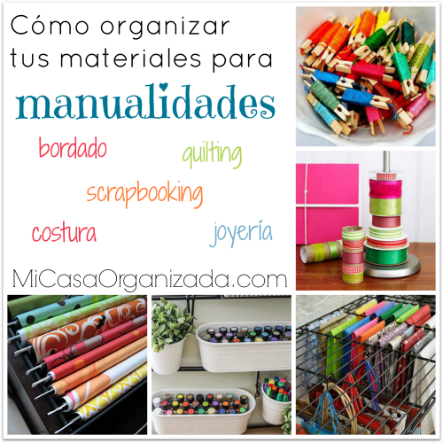 Ideas creativas para organizar materiales para for Como armar mi cocina
