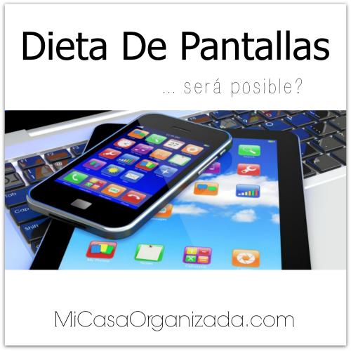 dieta de aparatos electronicos