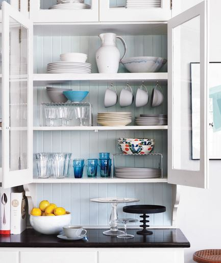 Kitchen Pantry Cabinet Organization Ideas Plate Rack Shelf: Ideas Creativas Para Organizar Los Trastos En La Cocina