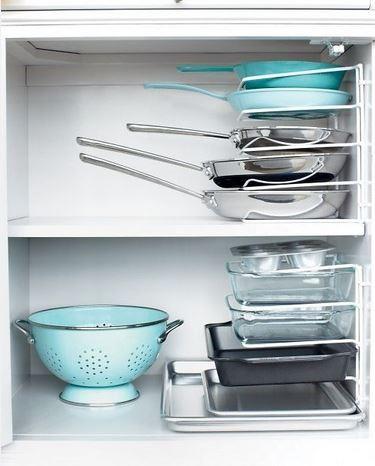 Ideas creativas para organizar los trastos en la cocina – mi casa ...