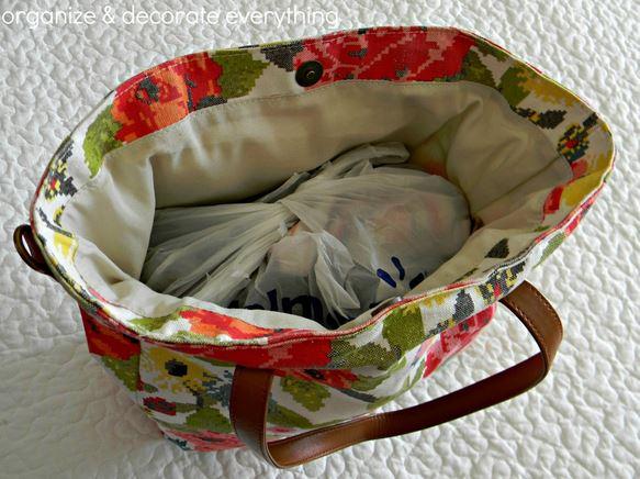 como ordenar bolsos