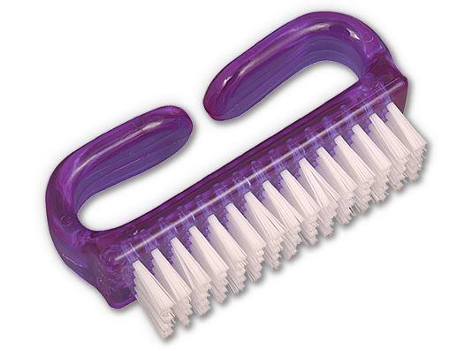 herramientas basicas para set de manicura cepillo para uñas