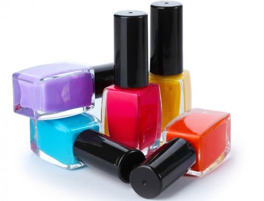 herramientas basicas para set de manicura esmaltes