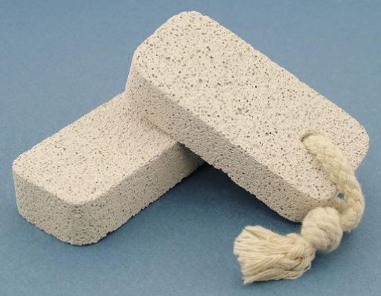 herramientas basicas para set de manicura piedra pómez