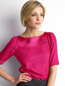vestuario basico blusa seda