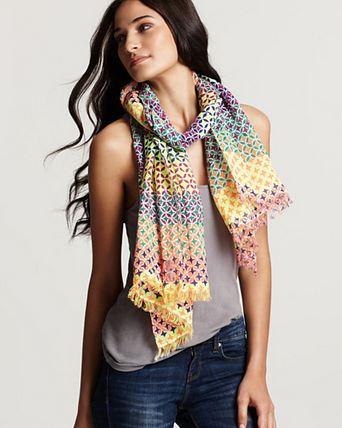 vestuario basico bufanda liviana
