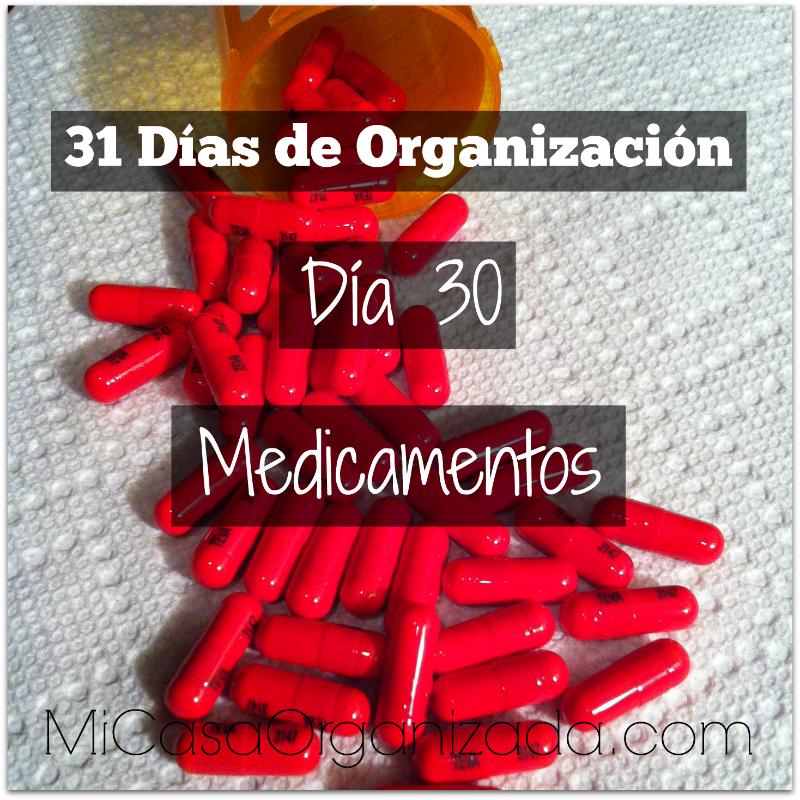 31 días de organización día 30