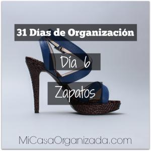 31 días de organización día 6