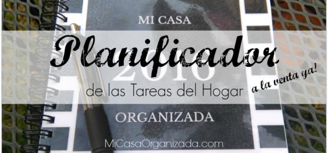 Planificador de Tareas del Hogar 2016 – AL FIN!!