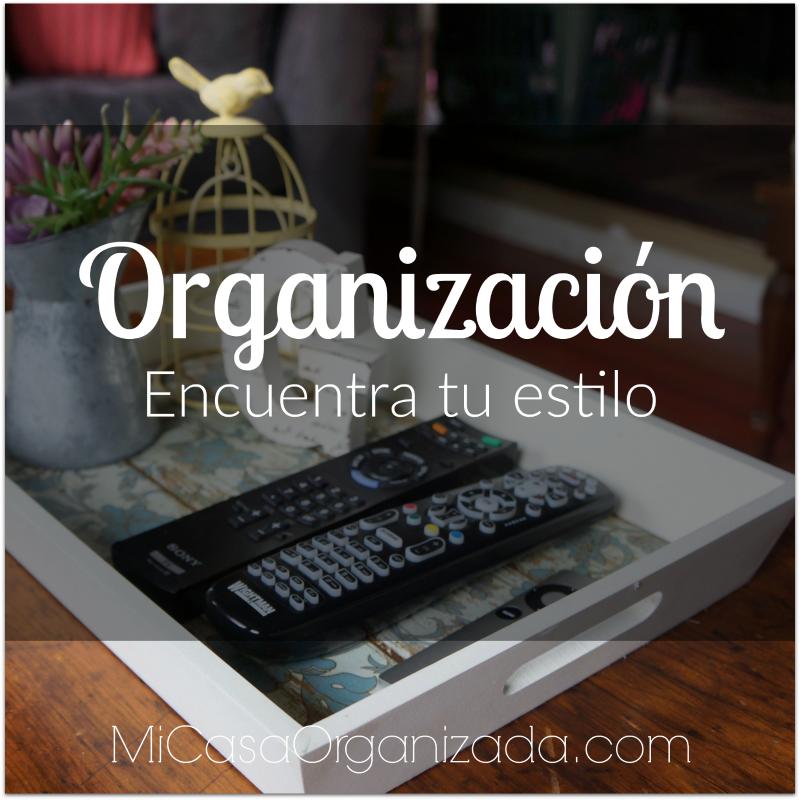 estilo de organizacion