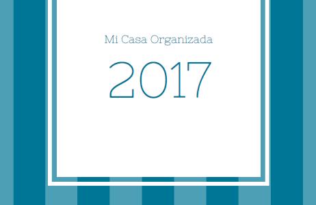 Planificador de tareas del hogar 2017
